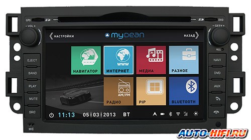 Автомагнитола MyDean 3020
