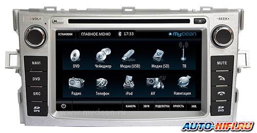 Автомагнитола MyDean 7202