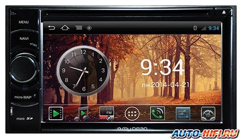 Автомагнитола MyDean Android 3802