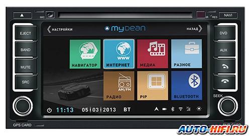 Автомагнитола MyDean 3042