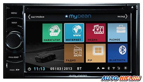 Автомагнитола MyDean 3802
