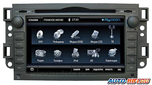 Автомагнитола MyDean 7110