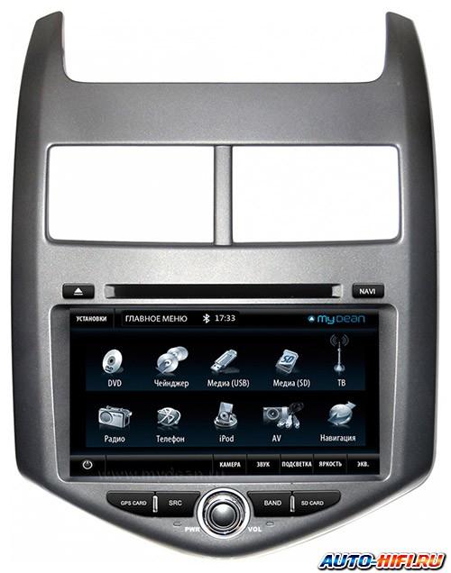 Автомагнитола MyDean 7181