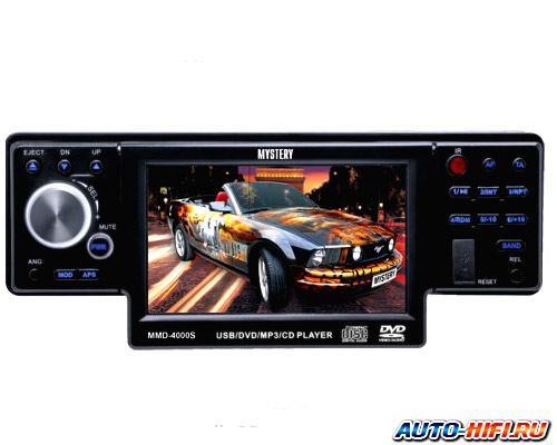 Автомагнитола Mystery MMD-4000S