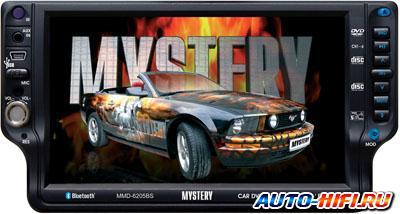 Автомагнитола Mystery MMD-6205BS