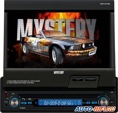 Автомагнитола Mystery MMTD-9107BS