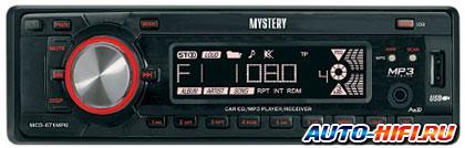 Автомагнитола Mystery MCD-671MPU