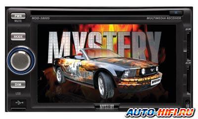 Автомагнитола Mystery MDD-5810BS