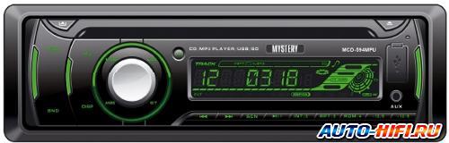 Автомагнитола Mystery MCD-594MPU