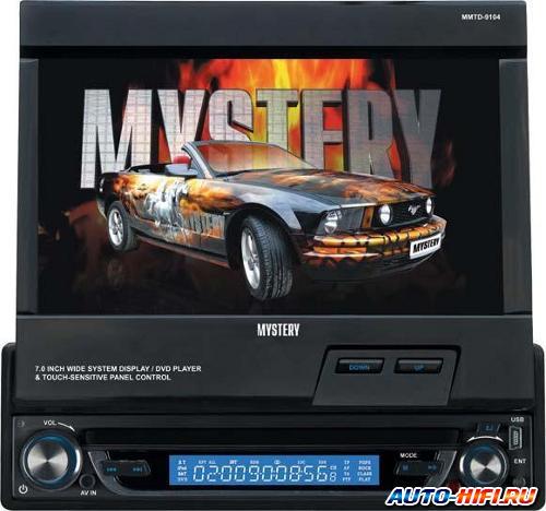 Автомагнитола Mystery MMTD-9104