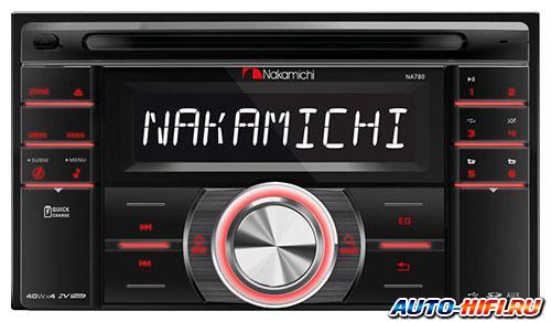 Автомагнитола Nakamichi NA780