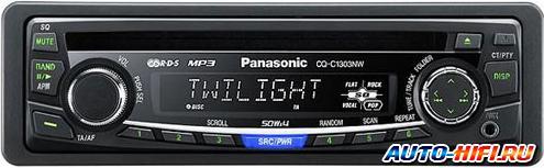 Автомагнитола Panasonic CQ-C1303NE