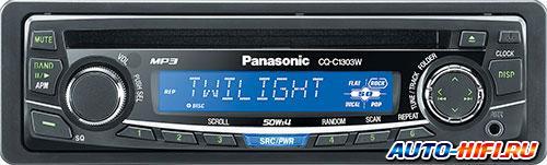 Автомагнитола Panasonic CQ-C1303W