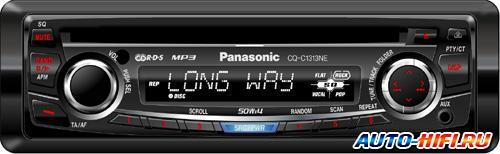Автомагнитола Panasonic CQ-C1313NE