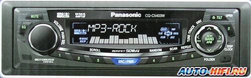 Автомагнитола Panasonic CQ-C5403W