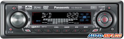 Автомагнитола Panasonic CQ-D5501N