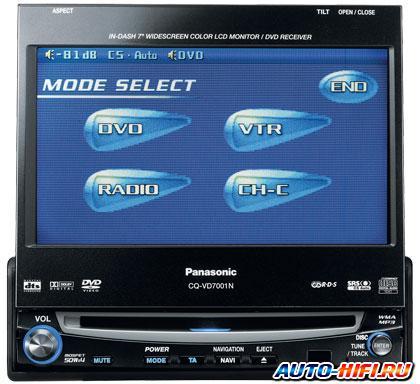 Автомагнитола Panasonic CQ-VD7001N