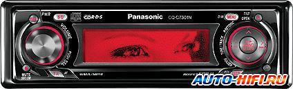 Автомагнитола Panasonic CQ-C7301N