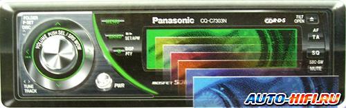 Автомагнитола Panasonic CQ-C7303N