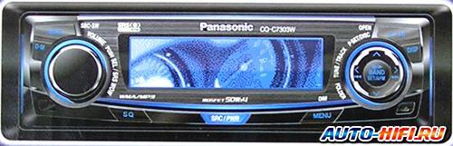 Автомагнитола Panasonic CQ-C7303W