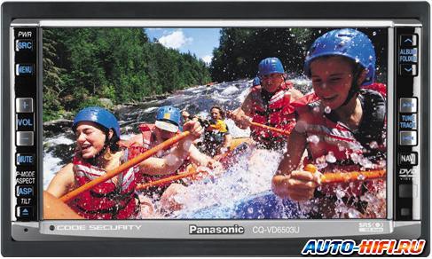 Автомагнитола Panasonic CQ-VD6503W5