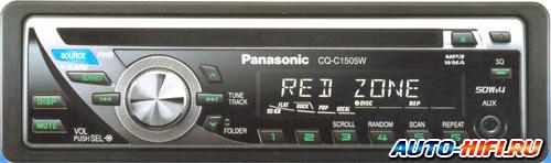 Автомагнитола Panasonic CQ-C1505W