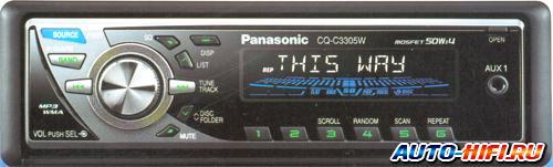 Автомагнитола Panasonic CQ-C3305W
