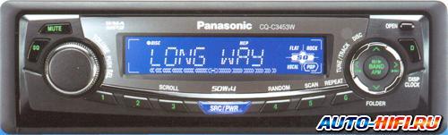 Автомагнитола Panasonic CQ-C3453W
