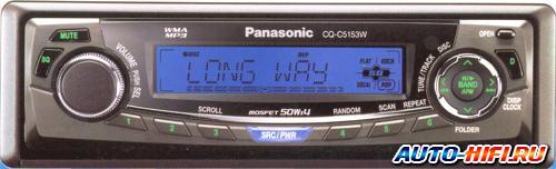 Автомагнитола Panasonic CQ-C5153W