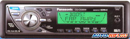 Автомагнитола Panasonic CQ-C5305W