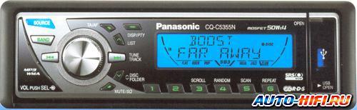 Автомагнитола Panasonic CQ-C5355N