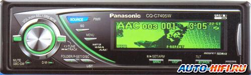 Автомагнитола Panasonic CQ-C7405W