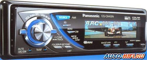 Автомагнитола Panasonic CQ-C8405N