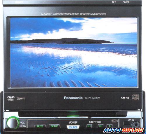 Автомагнитола Panasonic CQ-VD5005W5