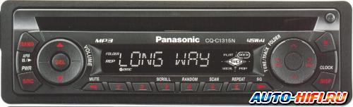 Автомагнитола Panasonic CQ-C1315N