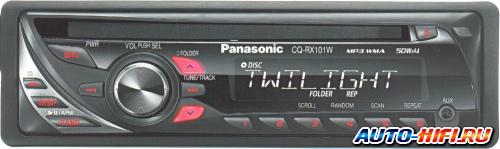 Автомагнитола Panasonic CQ-RX101W