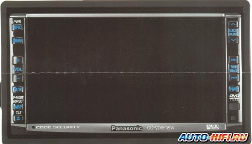Автомагнитола Panasonic CQ-VD6505W