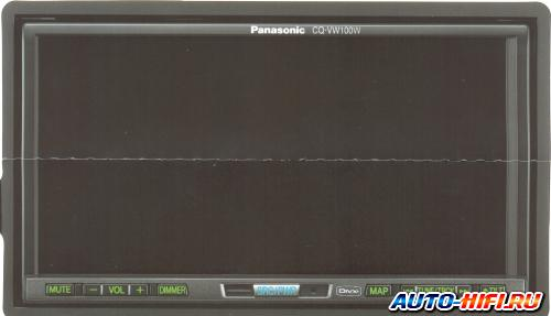 Автомагнитола Panasonic CQ-VW100W