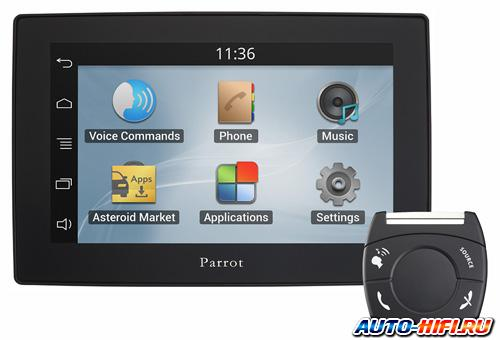 Автомагнитола Parrot ASTEROID Tablet