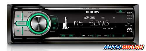 Автомагнитола Philips CEM200