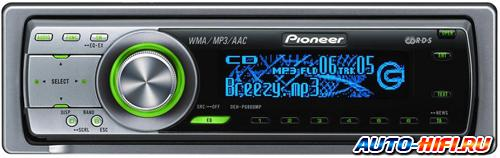 Автомагнитола Pioneer DEH-P6800MP