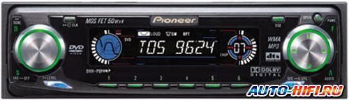 Автомагнитола Pioneer DVH-P580MP