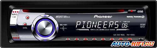 Автомагнитола Pioneer DEH-3910MP