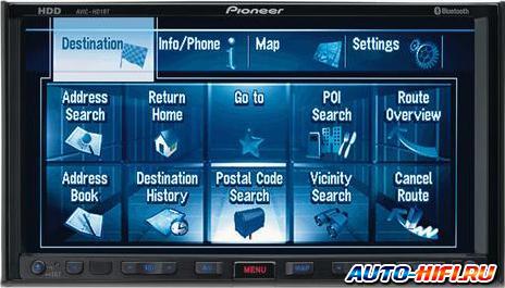 Pioneer AVIC-HD3