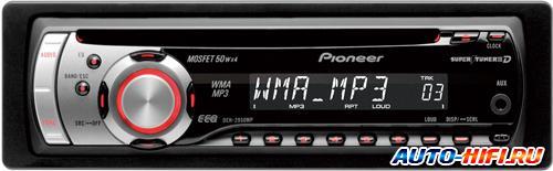 Автомагнитола Pioneer DEH-2950MP