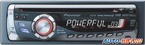 Pioneer deh p4950mp схема подключения фото 549
