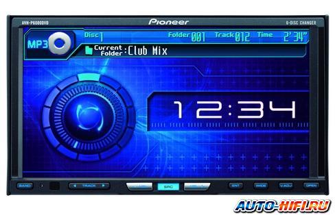 Автомагнитола Pioneer AVH-P6000DVD