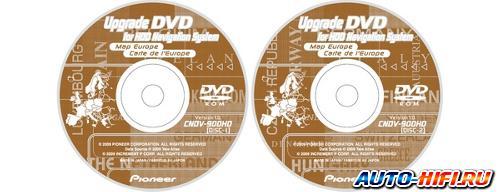 Автомагнитола Pioneer CNDV-900HD