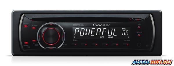Автомагнитола Pioneer DEH-110E