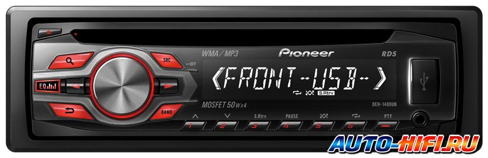 Инструкция авто аудио пионер
